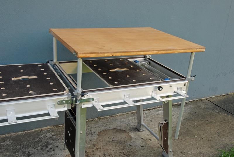 Plateau pour travail en hauteur la tabl 39 atou les tablis multifonctions r volutionnaires - Table de travail reglable en hauteur ...